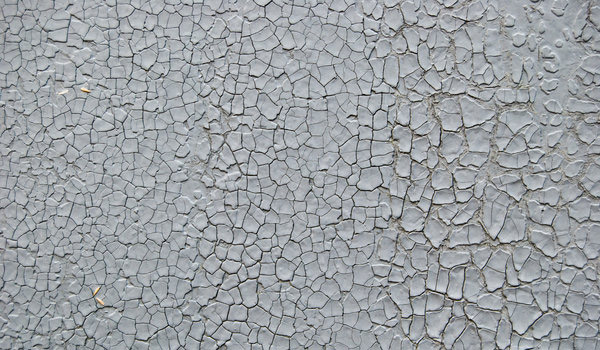 cracked paint wall