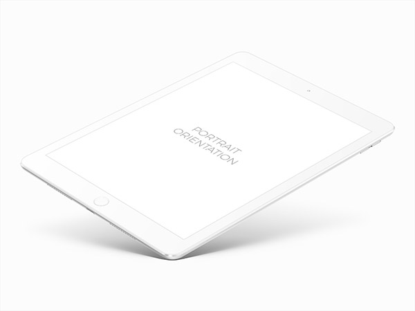 white template tablets
