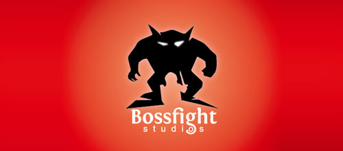 Bossfight Draft logo