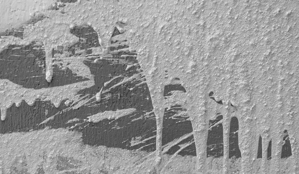 greyscale wall texture