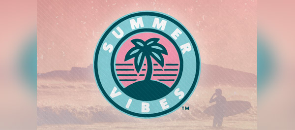 summer logo concept