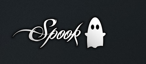 Spook Logo Design