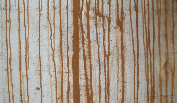 dripping rust style