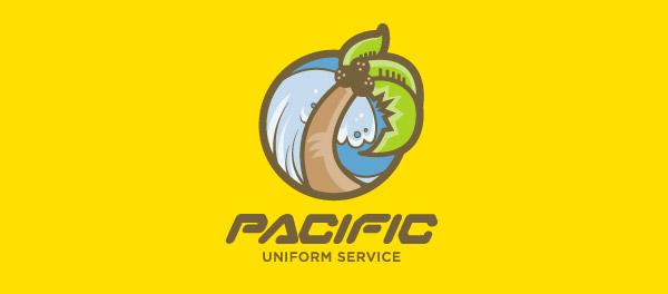 cool service branding