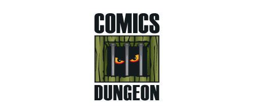 Comics Dungeon logo