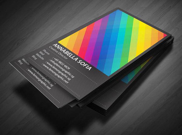 rainbow color style