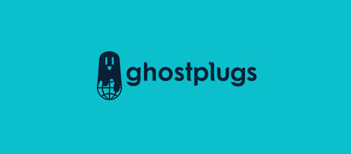 Ghostplugs logo