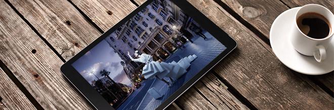 22+ Free Tablet Mockups For Your Presentations