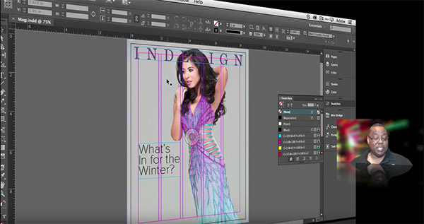 beginners indesign cc