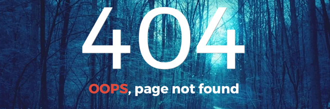 404 Page: A Detailed Guide, Tips, And Examples For Designers