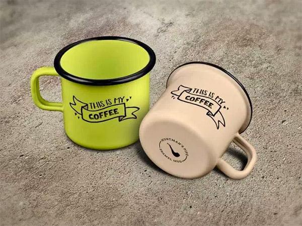 metal cup design
